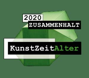 Logo zu Ausschreibung KunstZeitAlter